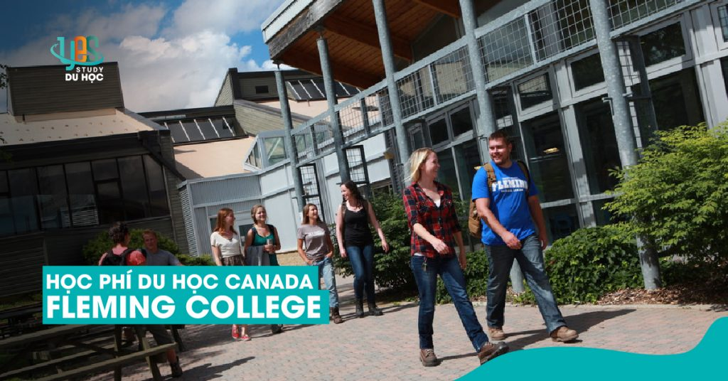 School Review 1, Yes Study Education Group, Sep 2020_Programs, Tuition At Fleming College 3