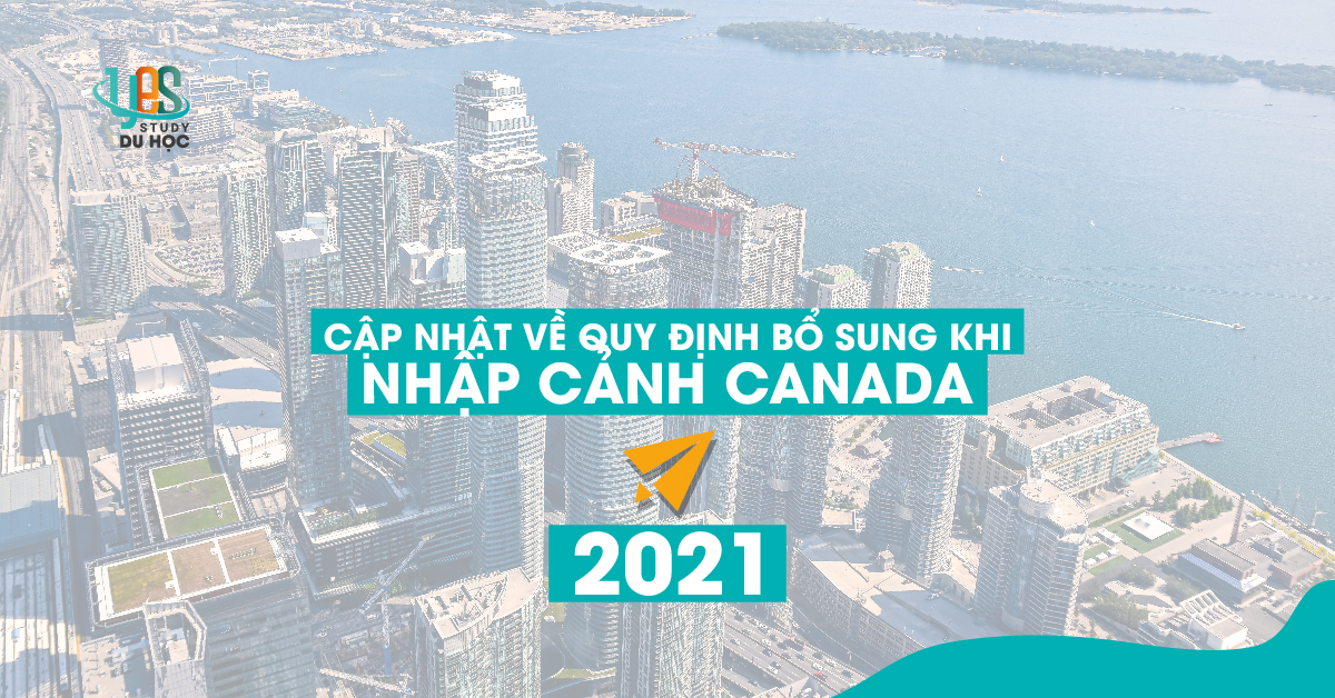 Quick Read 1, Yes Study Education Group, Jan 2021_COVID-19 Travel Restrictions 1 Nhap canh Canada