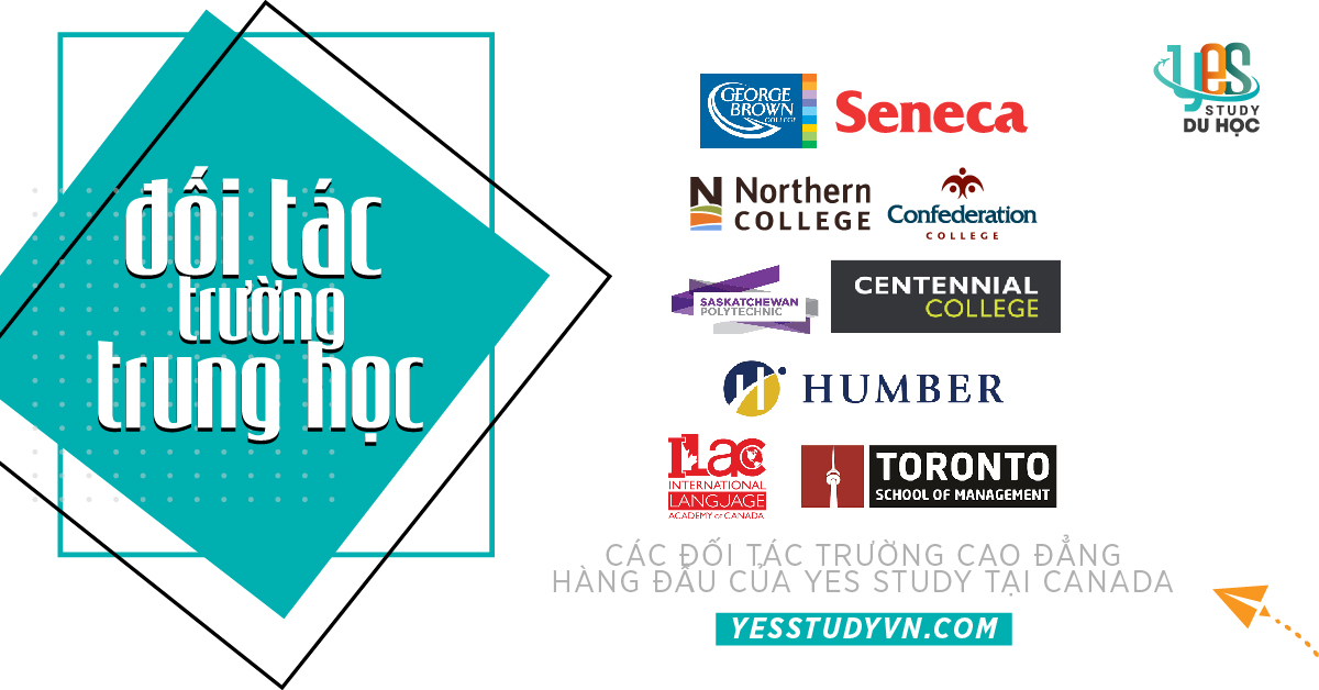 Image 16 Partnering Colleges in Canada, Du Hoc Canada Nam 2021, Yes Study Education Group, Feb 2021