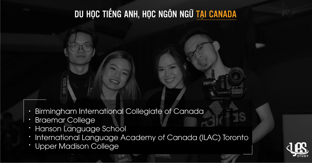 Image 8 Study Language as An International Student in Canada, Du Hoc Canada Nam 2021, Yes Study Education Group, Feb 2021